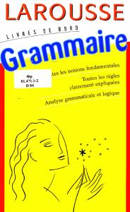 gram Larousse